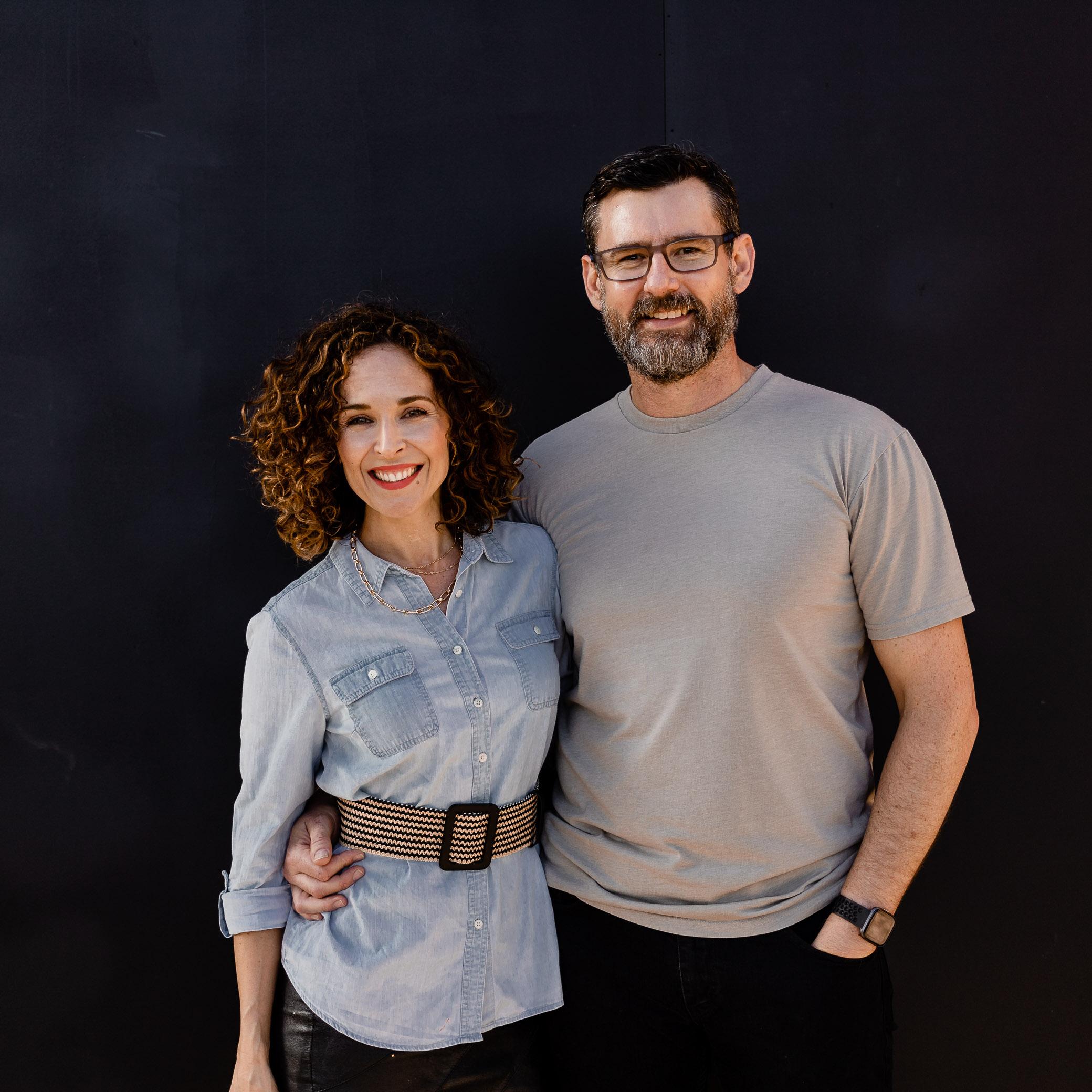 Claire & Adrian Vermeulen