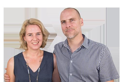 Denise & Andrew Hodgson