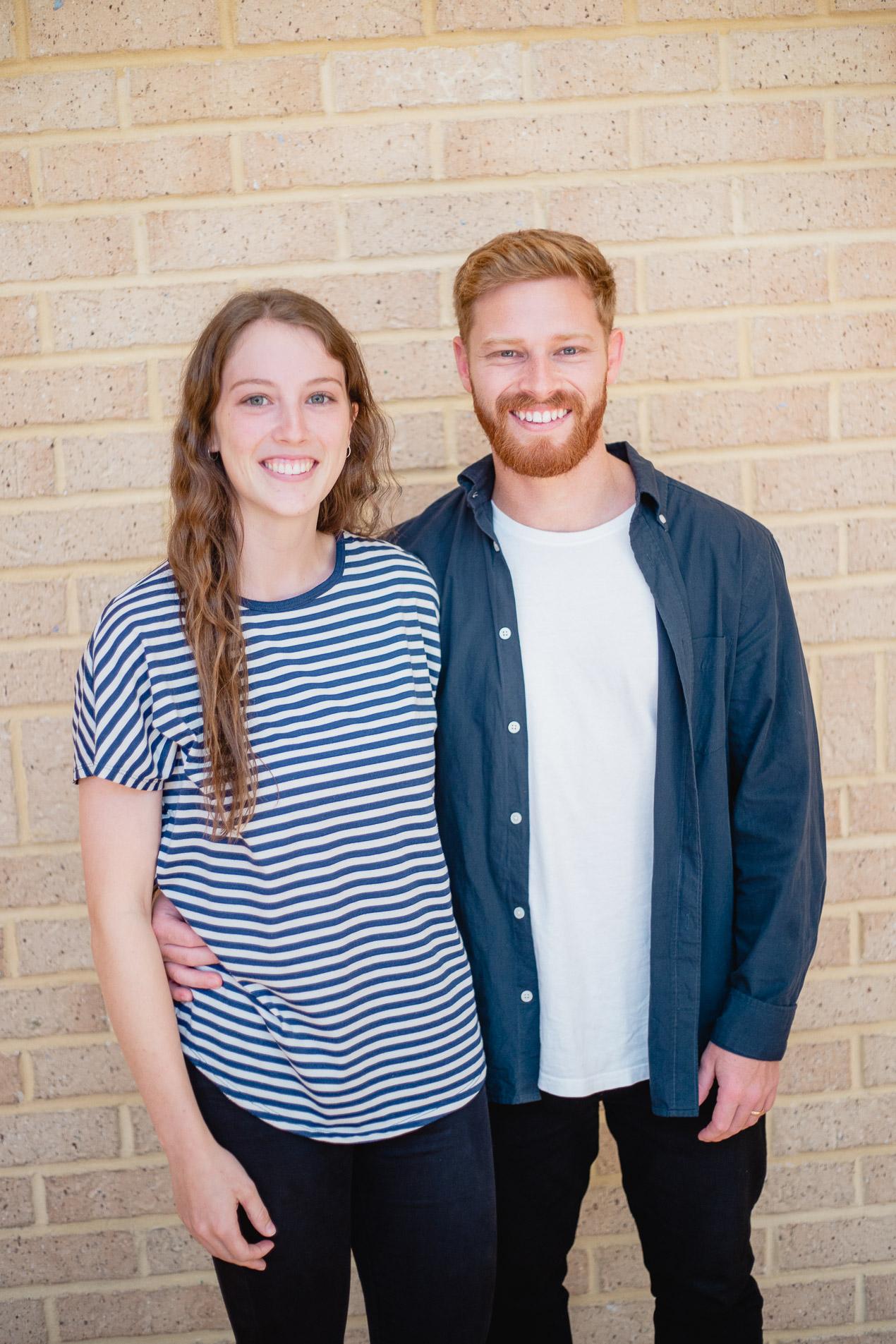 Susie & Matthew Pritchard