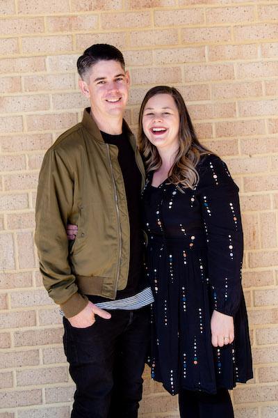 Ryan & Danielle Stubbs