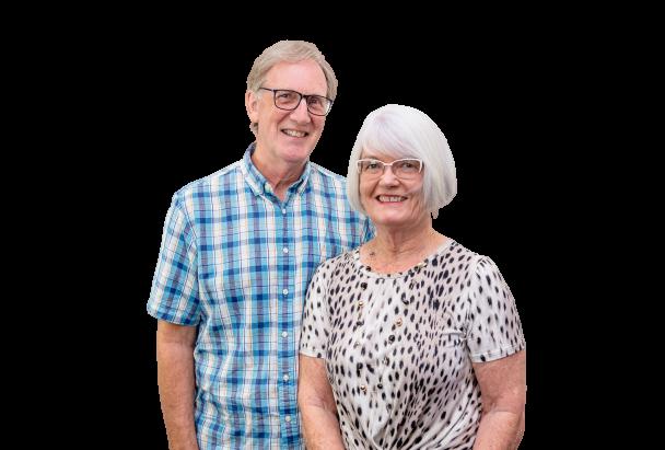 Andrew & Pauline Jenkins