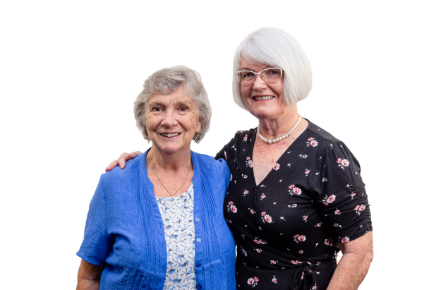Isabel Parker & Pauline Jenkins