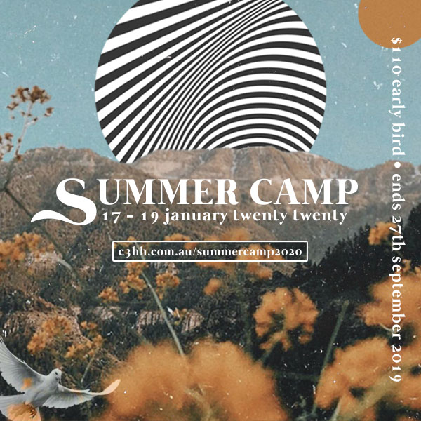 C3 Youth Summer Camp 2020 - C3 Hepburn Heights