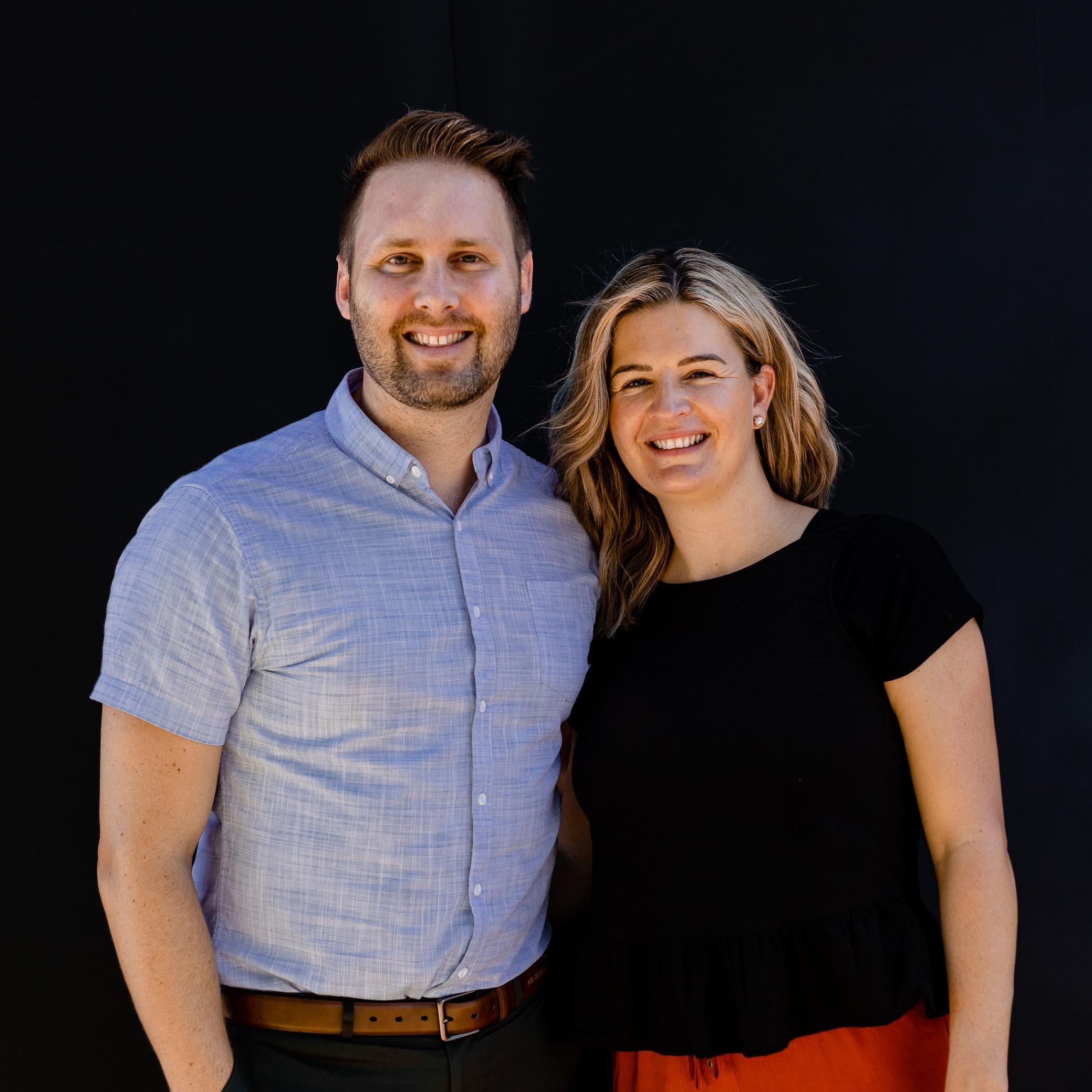 Kieran & Mandy Richardson
