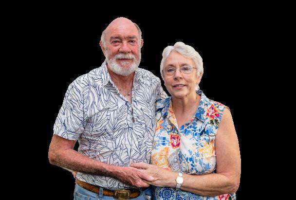 Grant & Pat Camilleri