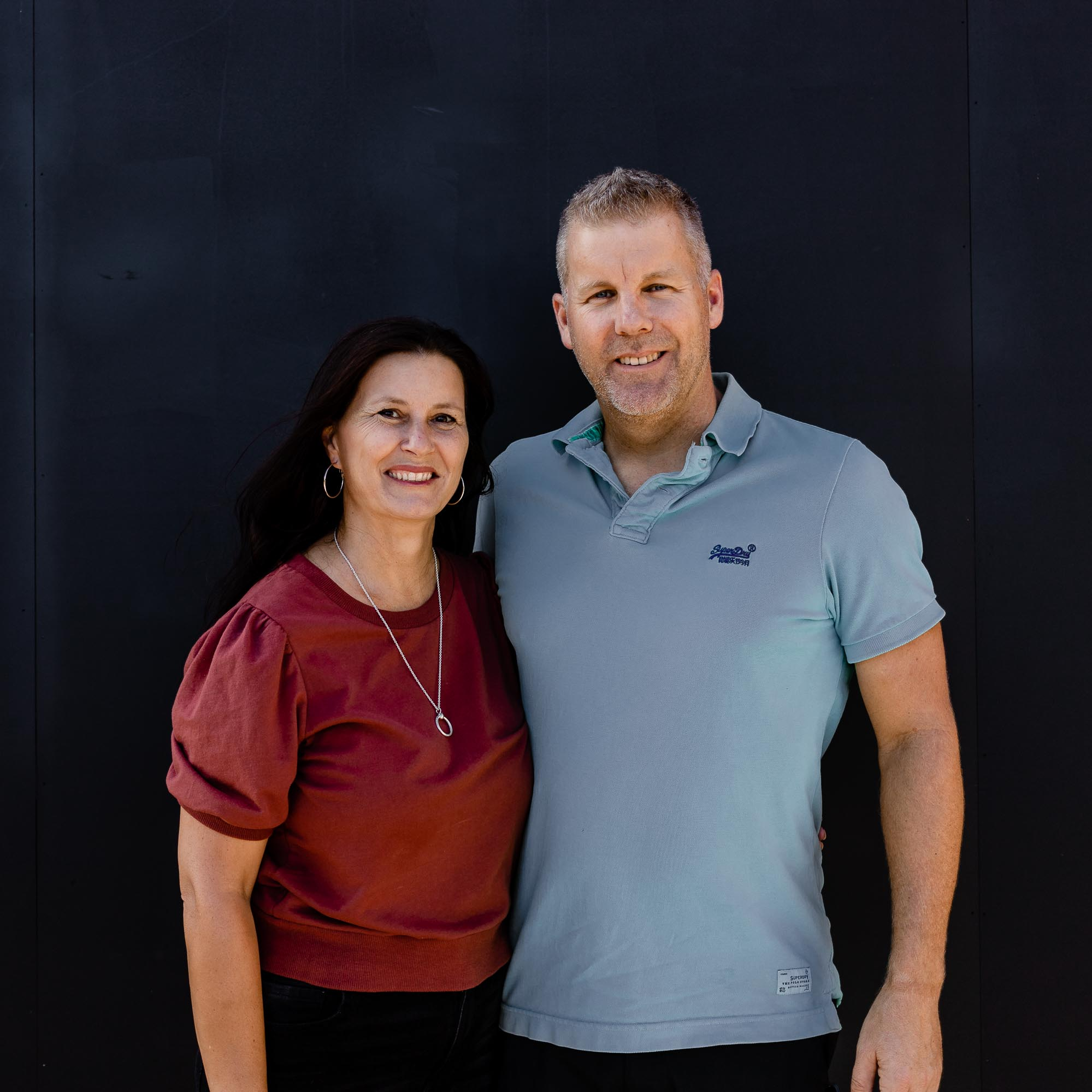 Lisa & Corey Dallin