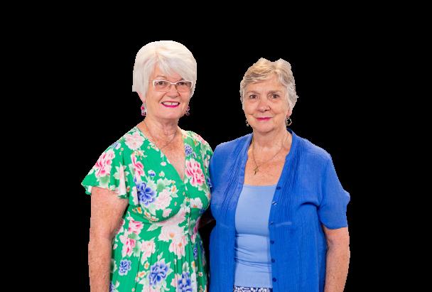 Pauline Jenkins & Isabel Parker